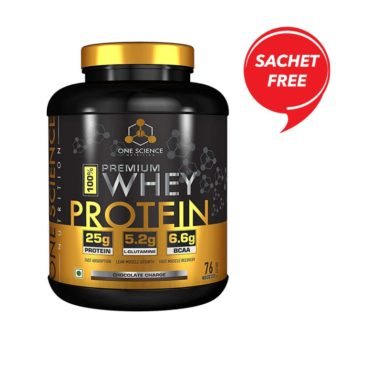 One Science Whey Protein 5Lb