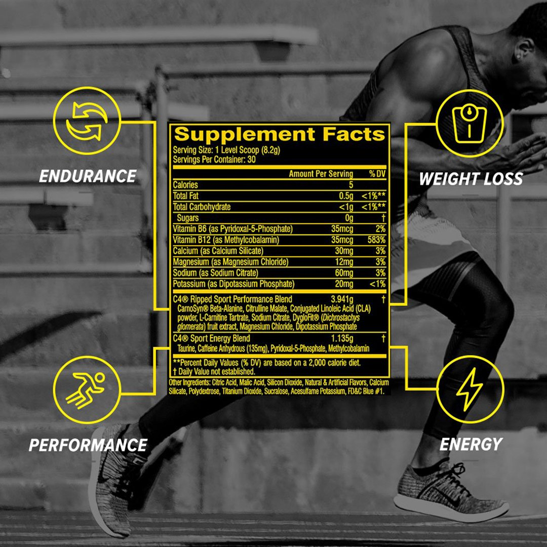 Cellucor-C4-Ripped-Sport-30-Servings-nutrition-facts