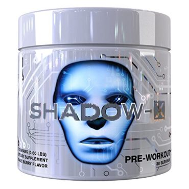 Cobra Labs Shadow-X Pre-Workout 30 Serving