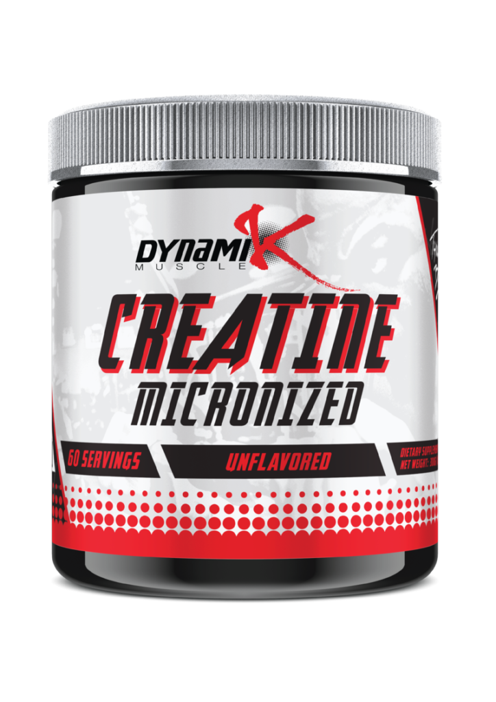 Dynamik Muscle Creatine 60 Serving
