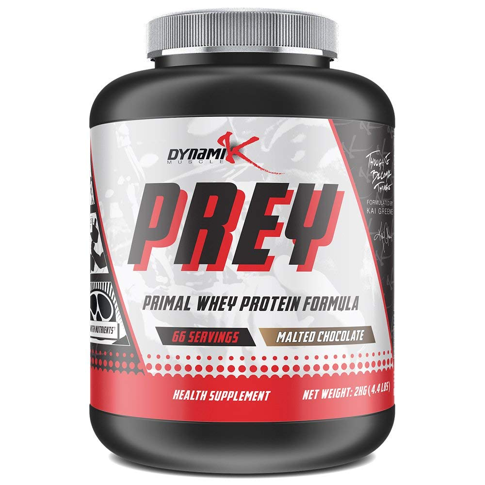 Buy Dynamik Muscle Prey Whey Protein 4.4 Lb