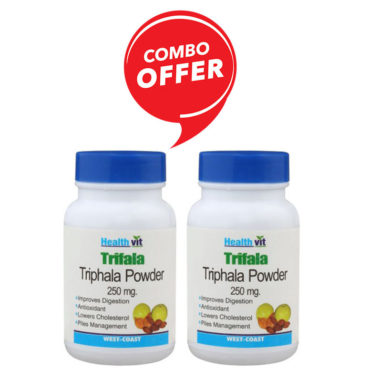 HealthVit-Triphala-Powder-250-mg-60-Capsules-Pack-Of-211
