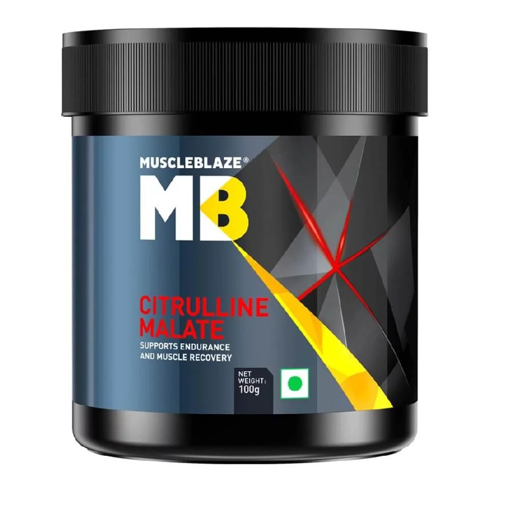 MuscleBlaze-Citrulline-Malate-100g