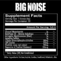 Redcon1-Big-Noise-Pump-315G-supplement-facts