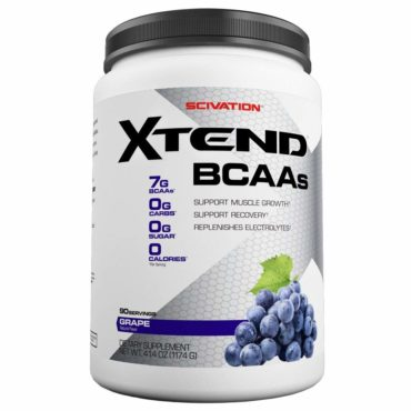 Scivation-–-Xtend-BCAAs-90-servings-Grape