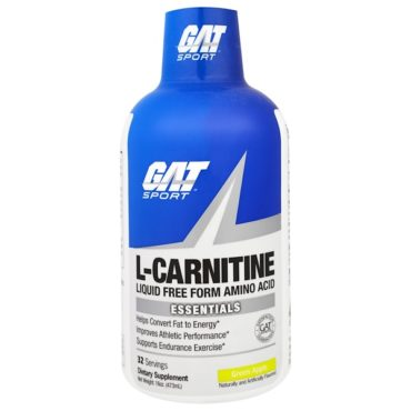 Gat L-Glutamine 500g 100 Serving