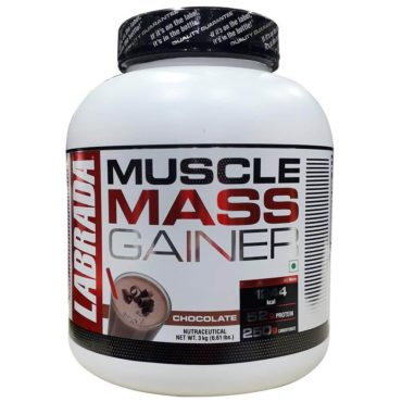 Labrada Muscle Mass Gainer 6.61 Lb