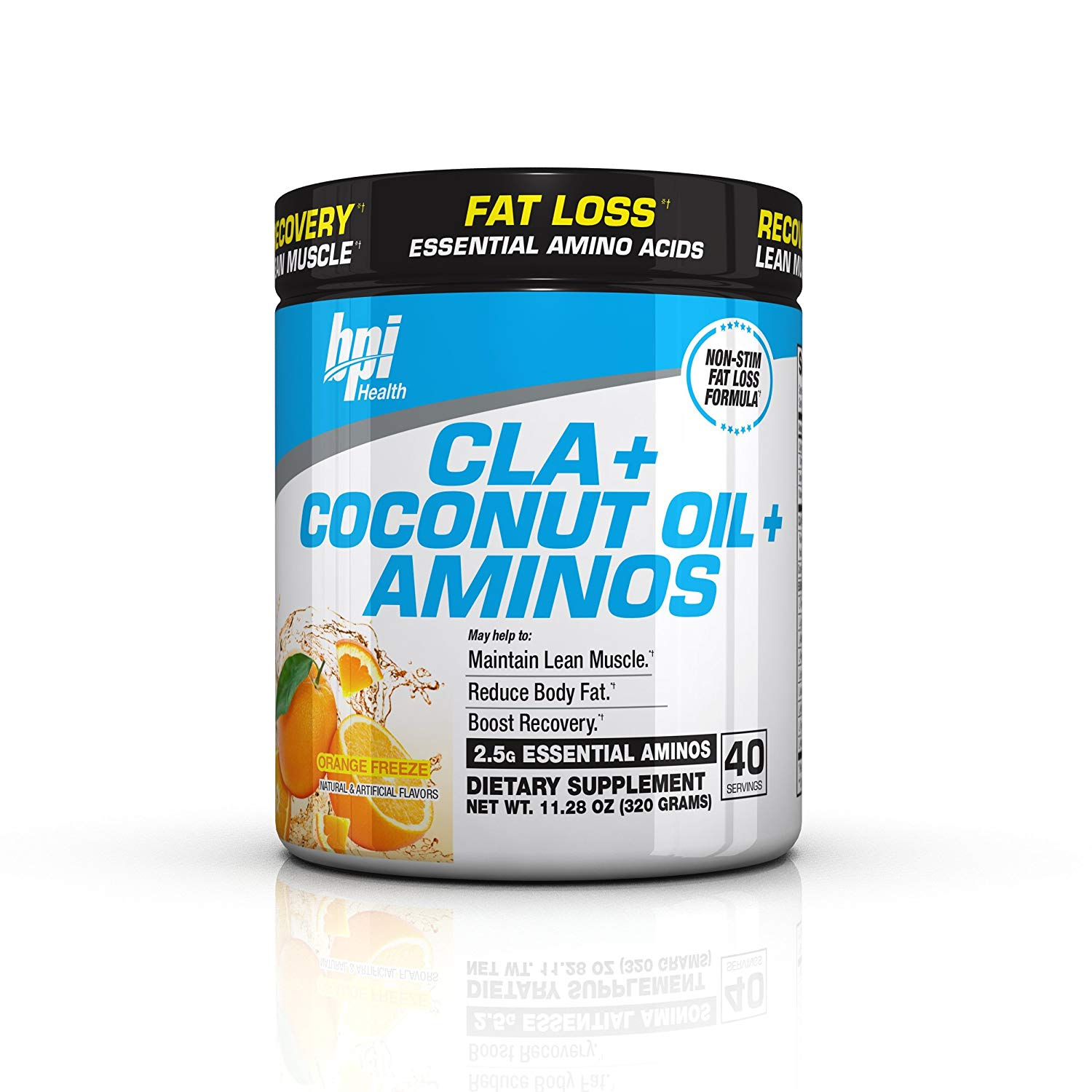 BPI-CLACoconut-OilAminos-40-Serving-Orange-Freeze