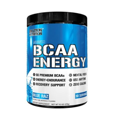 EVL-bcaa-energy-30-servings