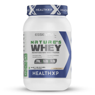 HealthXP-Essential-Series-NATURES-RAW-Whey-Protein-1Kg-Unflavoured
