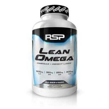 RSP-Lean-Omega-120-Softgels