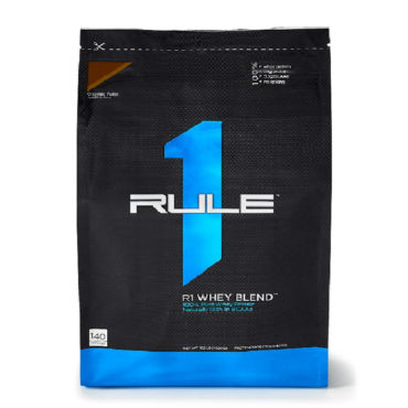Rule 1 Whey Blend 10lb chocolate
