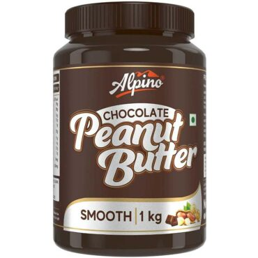 Alpino Chocolate Peanut Butter Smooth 1 KG