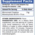 Healthxp-creatine-supplement-facts