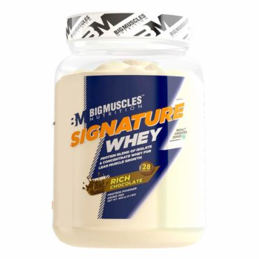 Bigmuscles Signature Whey