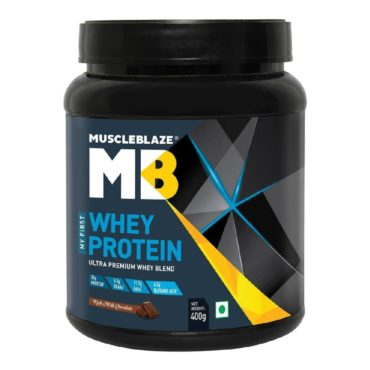 MuscleBlaze-My-First-Whey-400gm-Rich-Milk-Chocolate