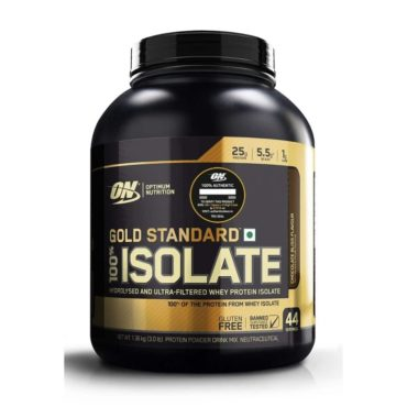 ON Gold Standard Isolate 3.0 Lb