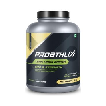 Proathlix-High-Carb-Lean-Mass-Gainer-Protein-Powder-3Kg-1