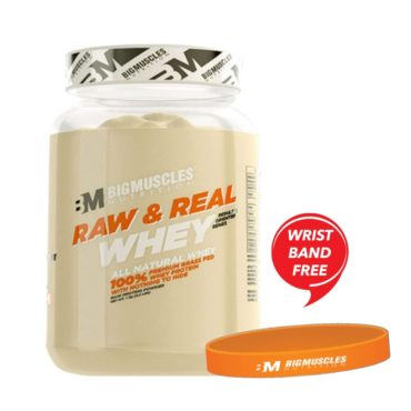 Raw-Real-Whey-Protein-2.2-lbs-Unflavoured-Wrist-Band