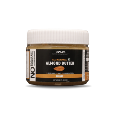 Ripped Up Nutrition All Natural Almond Butter