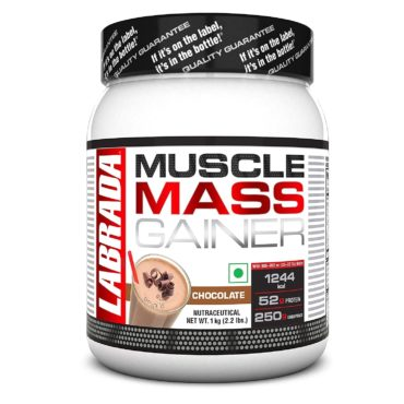 Labrada Muscle Mass Gainer 2.2 Lb