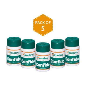 Himalaya Confido 60 Tablets