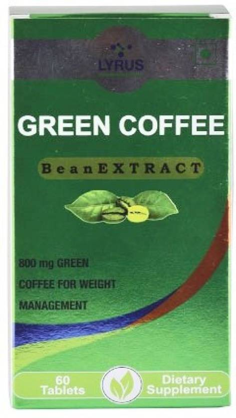 Lyrus Green Coffee Bean Extract