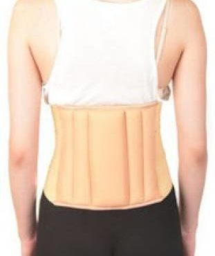 Medtrix Mild Abdominal Lower Back Support Beige
