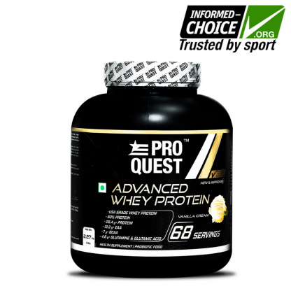 Proquest Advanced Whey Protein – 2.27kg