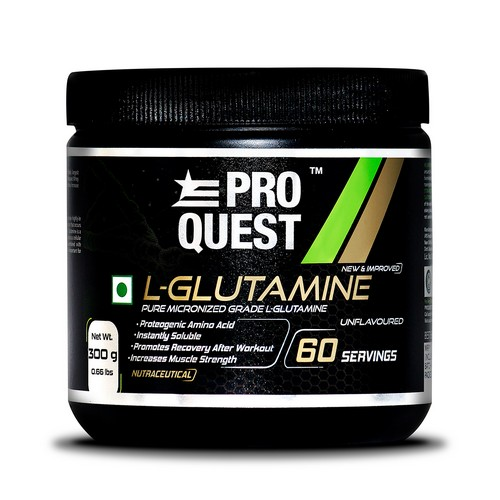 Proquest L-Glutamine Unflavoured - 300g