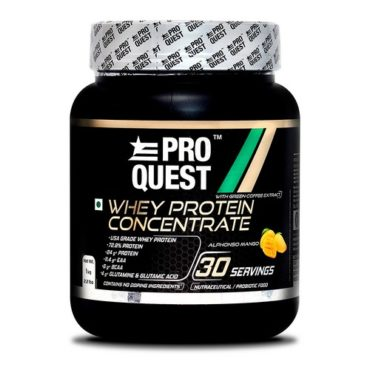 Proquest Whey Protein Concentrate - 1Kg