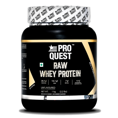 Proquest Raw Whey Protein - 1Kg