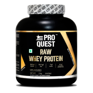 Proquest Raw Whey Protein