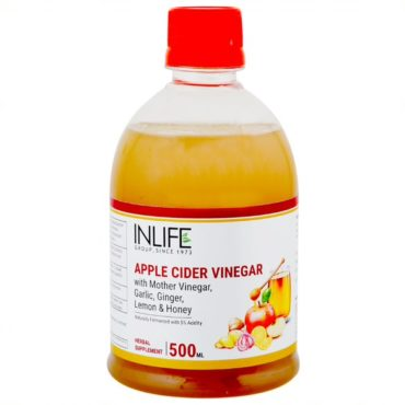 Inlife-Apple-Cider-Vinegar-With-Mother-Vinegar-500Ml-1