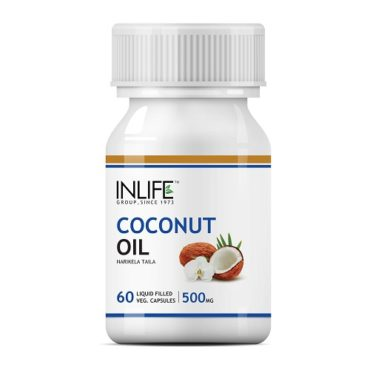 Inlife Coconut Oil