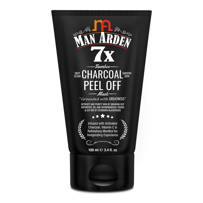 Man-Arden-7X-Activated-Charcoal-Peel-Off-Mask-100ml-1