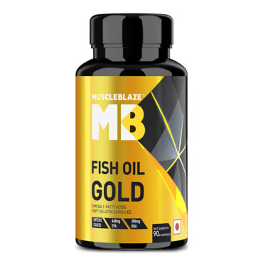 Muscleblaze-Fish-Oil-Gold-90-Caps