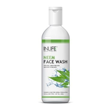 INLIFE Neem Face Wash – 200 ml