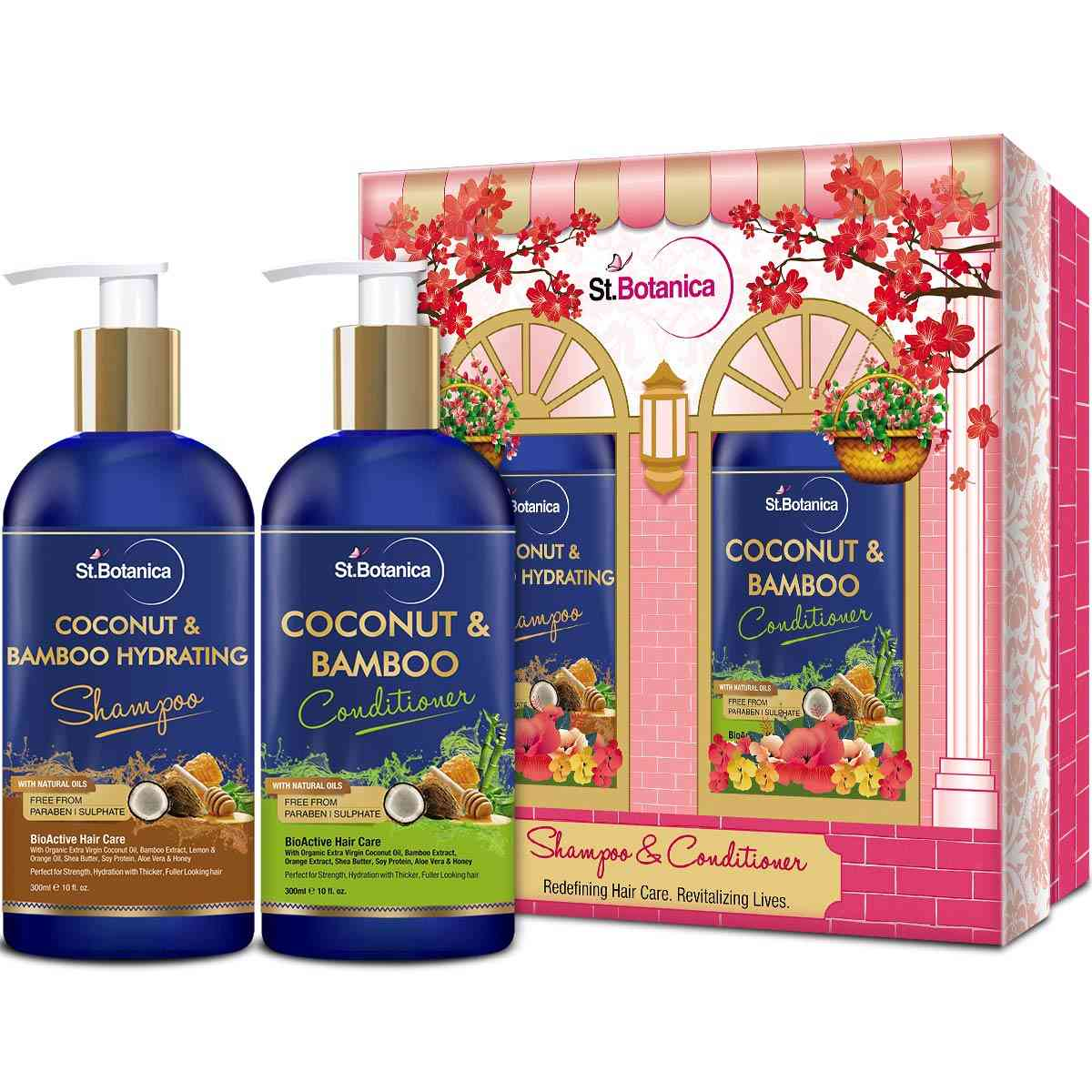 StBotanica-Coconut-Oil-Bamboo-Hair-Strengthening-Shampoo-Conditioner-300ml1