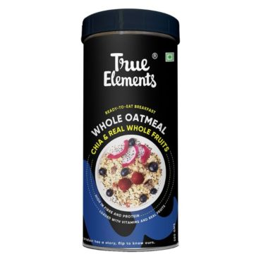 True Elements Whole Oatmeal 500gm