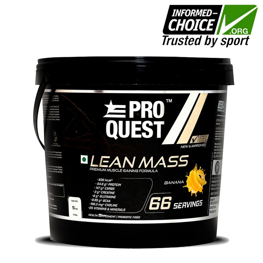Buy Proquest Lean Mass 5Kg