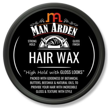 Man Arden Hair Wax Strong Hold with Gloss Finish 50gm