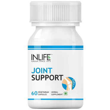 INLIFE Joint Support Supplement (60 Vegetarian Capsules)
