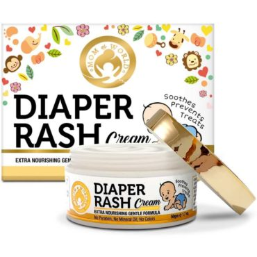 Mom & World Diaper Rash Cream 50g