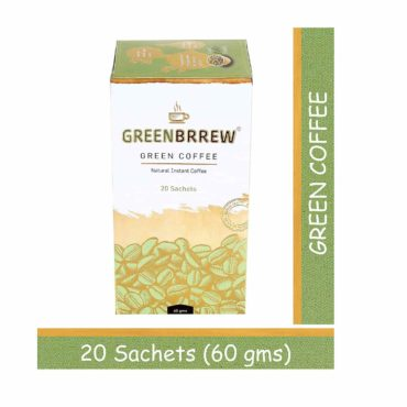 Greenbrrew Instant Green Coffee for Weight Loss