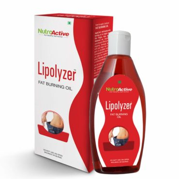 NutroActive Lipolyzer fat burning oil