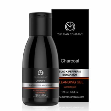 The Man Company Charccoal Cleansing Gel