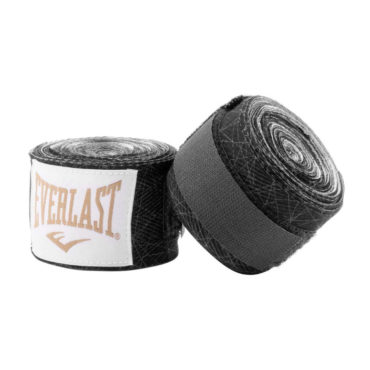 Everlast-Printed-Boxing-Hand-Wraps-White-Black