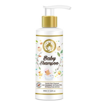 Mom & World Tear Free Baby Shampoo 200ml