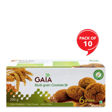 Gaia-Multi-Grain-Cookies-200gm-Pack-of-10